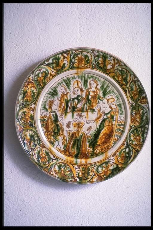Gubbio un libro sulla ceramica umbra di franco cocchi for Libro in ceramica
